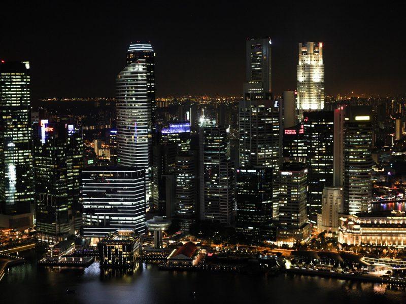 Musik som får Singapore att rasa